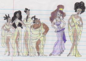 meg and the muses by hermionejgranger