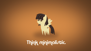Think minimalistic. by axe802
