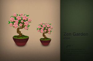 Zen Garden icon by AndexDesign