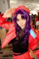 Misato Cosplay by NayeliCoss