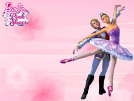 Barbie In The Pink Shoes Wallpapers by RavenVillanuevaT2P