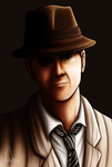 Mister Burke by Astral-Agonoficus