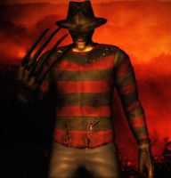 Freddy K. by Mike92evil92