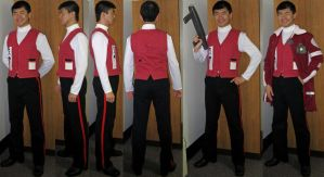 TWOK Field Vest by Elegant Whimsy Custom Costumes by galaxy1701d