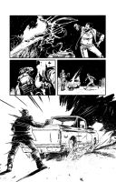 Undertow #5 / The Forgetting pt.4 / Page 8 by ADAMshoots