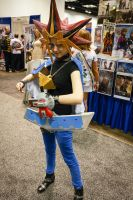 Popcon Indianapolis 2014 Yu-Gi-Oh by SirKirkules