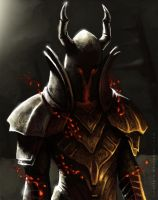 Black Knight by RizaRizis
