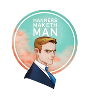 Manners Maketh Man by bonjourdepro