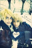 To Russia with LOVE - Hetalia by rosiael