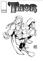 The Mighty THOR by haruko79