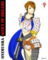 Onimusha Dawn of Dreams by sevenmilesaway