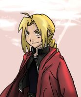 Edward Elric by charl-e
