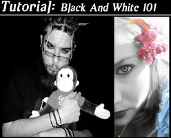 Black And White 101 by z0mbiexx
