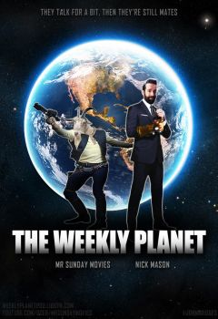 The Weekly Planet // Movie-Style Poster by SuperDude001