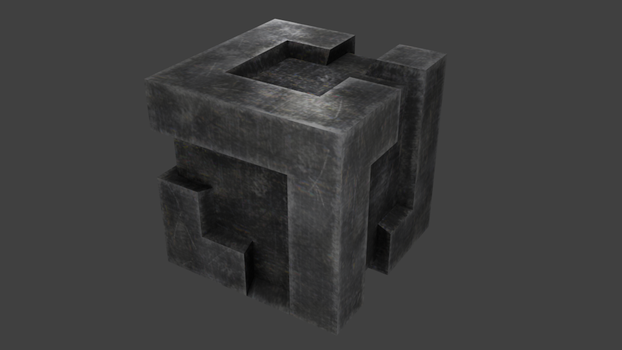WeirdCube(FinalImage) by figro670