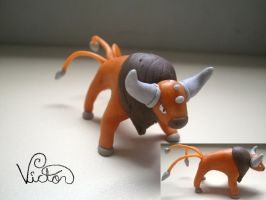 128 Tauros by VictorCustomizer