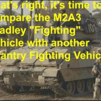 Dare to Compare --- M2A3 Bradley versus BMD-1! by BlacktailFA