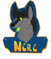 Niri badge by Felixcani