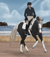 .:Spring in to summer dressage:. by BRls-love-is-MY-Live