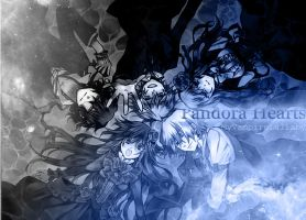 Pandora Hearts Wallpaper by MyVampireLullaby