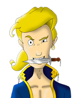 Guybrush Threepwood by Tippy-The-Bunny