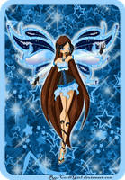 COM: Christine Enchantix Card by RusCoollGirl