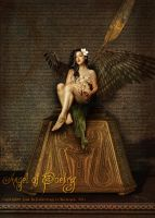 Angel of Poetry by JenaDellaGrottaglia