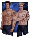 The Rozees brothers by Evanyell