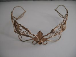 Copper Forest Crown by camias