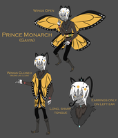 Prince Monarch by Ask-MonarchandShark