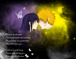 NaruHina - Never Be The Same by IveWasHere