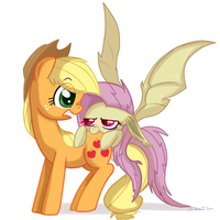 Apples Omnom by Isa-Isa-Chan