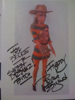 freddy autograph by Tat2ood-Monster