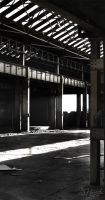 The Industrial Cathedral by 8bit-swordsman