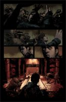 Silent Hill Downpour: Anne's Story #4 Page 12 by T-RexJones