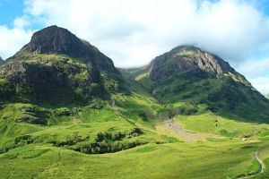 Glencoe - The Valley of Tears by AgiVega