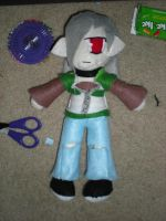 Topaz Plushie :Complete: by Vae-Halo3
