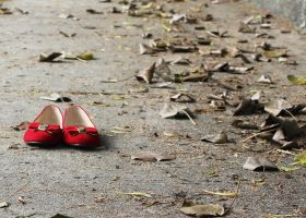 Red Shoes by momocmto