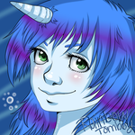 Icon Commission TheRainbowTomboy 2 by Kyogurt-Star459