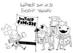 InkTober Day #31! Finish!!! by lost-angel-less