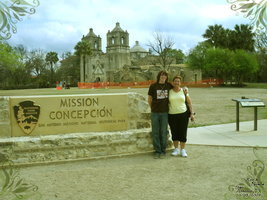 Mission Concepcion by Ron4Life