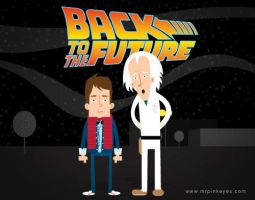 Back to the Future by mr-pink-eyes