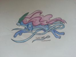 Suicune by PoMlovah611