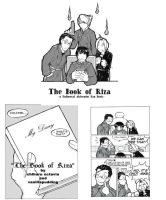 The Book of Riza by sweatshopcomics