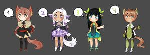 Adopts batch 010 (Auction) - CLOSED by Nelliette