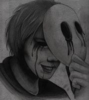 Eyeless Jack by AmeliaEerie
