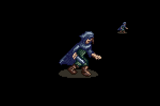 Pixel Monster: Thief by phanxgames