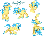 Ring Runner sketchdump by pepooni