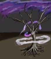 Soul tree color by Wolvanart