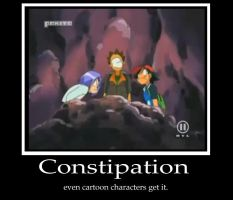 Constipation Motivational by Aquillic-Tiger